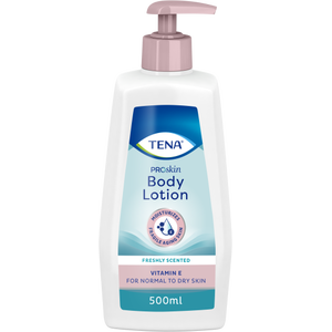 TENA Body lotion, kosteusemulsio 500ml