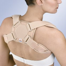 Orliman solisluutuki Clavicle support
